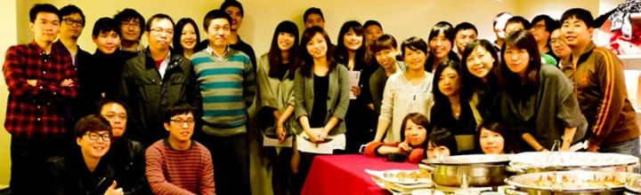 奇禾優良傳統-迎新大會