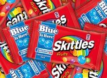 【國外案例分享】獨一無二! 擁有限量藍色彩虹糖!