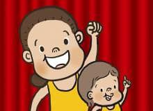 【廣告作品】美強生與馬克媽媽的飛凡小講堂!
